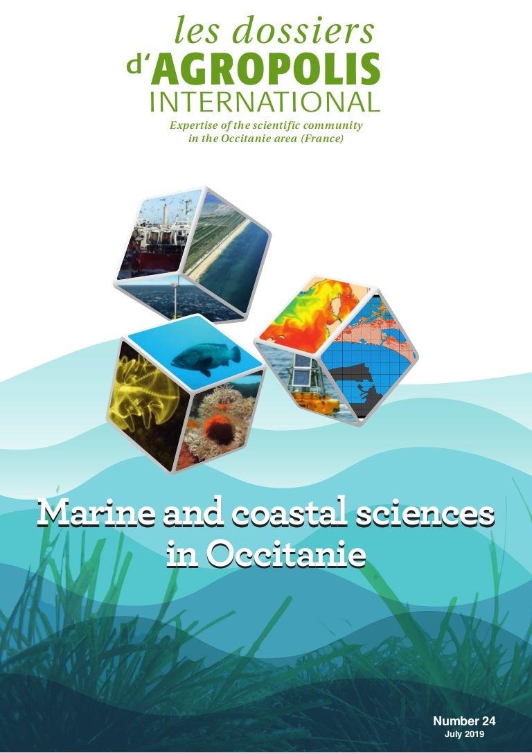 Marine And Coastal Sciences Thematic File Agropolis