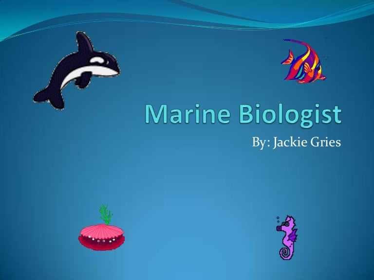marine biology research paper ideas Marine biology research papers discuss the study of ocean life most of the earth, about 71 percent, is covered with water, and is home to a significant amount of life marine biology research papers are a specialty of the science writers at paper masters.