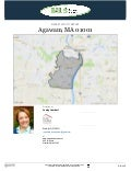 Real Estate Market Report - September 2017 - Agawam, MA 01001