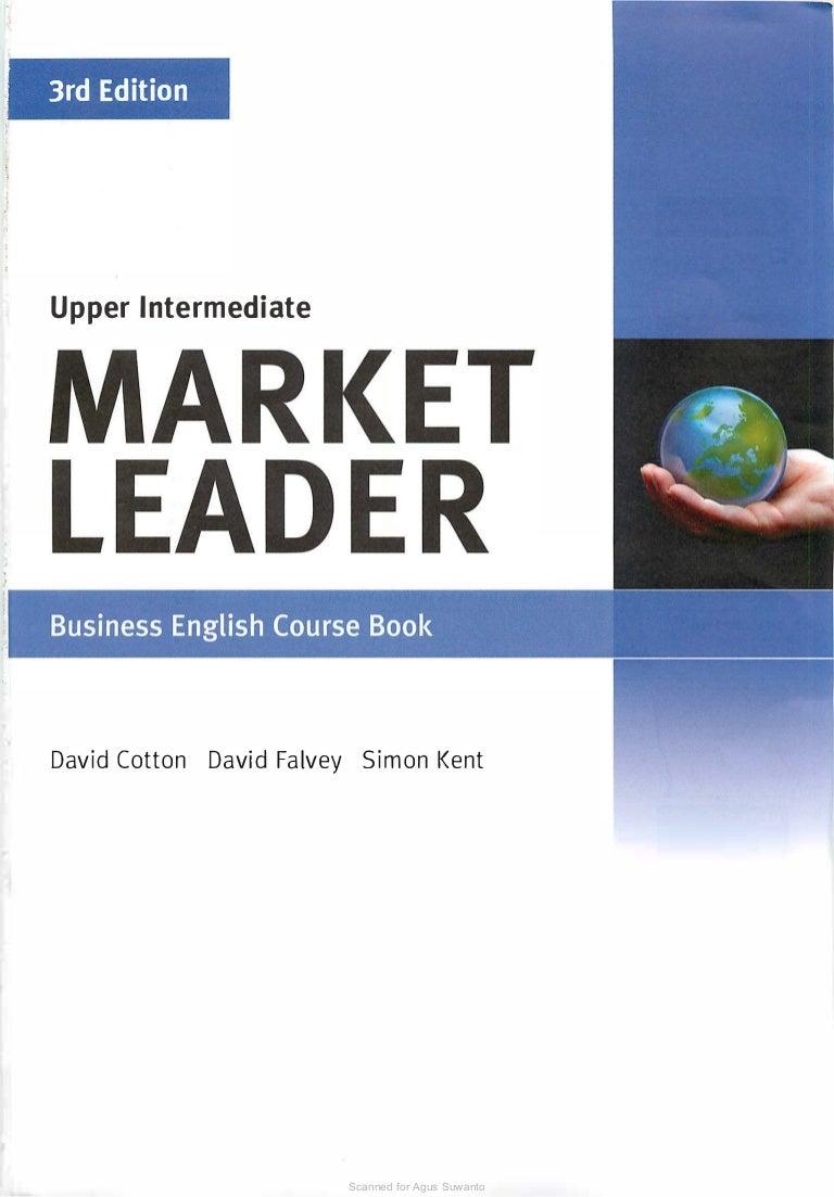 Market leader upper intermediate (3rd ed.) sb