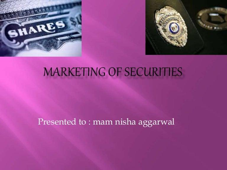 Selling put option marketability