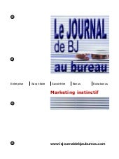 Marketing instinctif