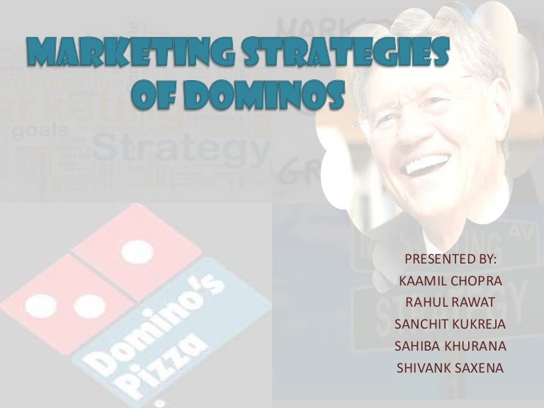 comparison of marketing strategies of dominos Domino's pizza and pizza hut are the titans of the $38 billion us pizza market, and at this moment, one chain is piping hot and the other is in need of reheating.