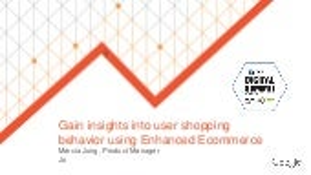 Marketing analytics & brand measurement - Ahmad Abdullah - Google