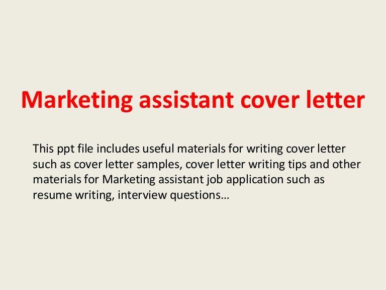 Marketingassistantcoverletter 140223195343 Phpapp01 Thumbnail 4?cbu003d1393185248