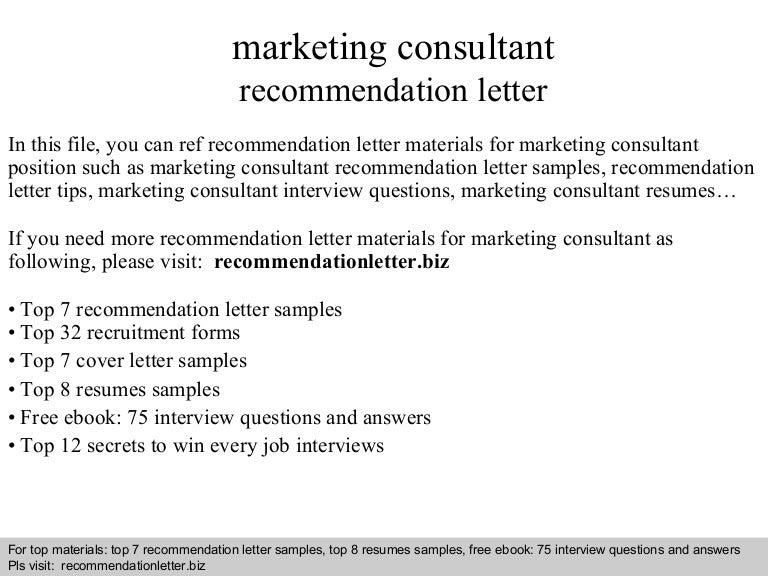 marketingconsultantrecommendationletter 140818021129 phpapp01 thumbnail 4 jpg cb 1408327913 recommendation letter for consultant