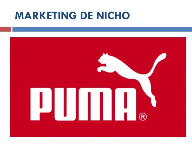 c268cf3d7 Marketing de Nicho- Caso Puma
