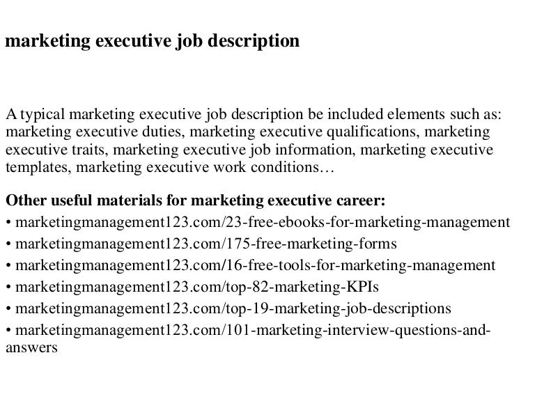 MarketingexecutivejobdescriptionConversionGateThumbnailJpgCb