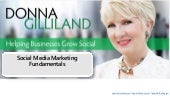 Digital Marketing 101 for Small Business by Donna Gilliland