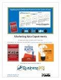Marketing Kata Experiment