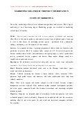Dissertation Project Report On Marketing — Dissertation on marketing