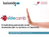 Il Marketing Personale come strumento per la carriera e il business
