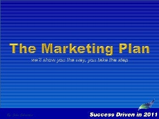 Aim Global Marketing plan ppt