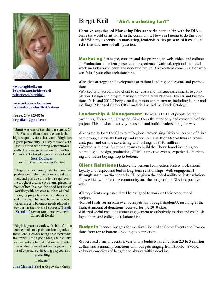 Marketing Resume marc p hollingworth accomplished domestic international sales Marketing Resume