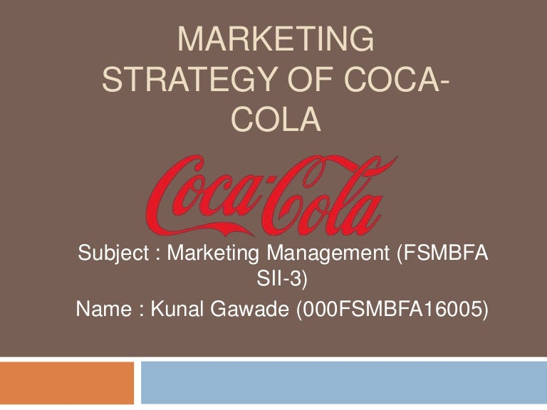 coca cola 7ps of marketing mix Here is the marketing mix of diet coke which is also referred to as coca-cola light in few places and is a subsidiary of its parent company coca-coladiet coke is distributed and manufactured by coca-cola and was introduced in the consumer market of united states in the year 1982.