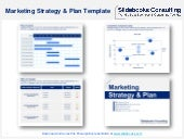 Marketing strategy and Plan Template