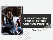 Marketing Tips for Charities and Non-Profits