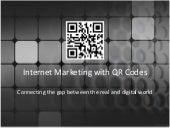 Internet Marketing with QR Code