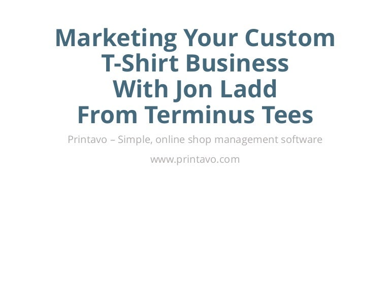 t shirt business management software