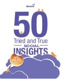50 tried and true social insights