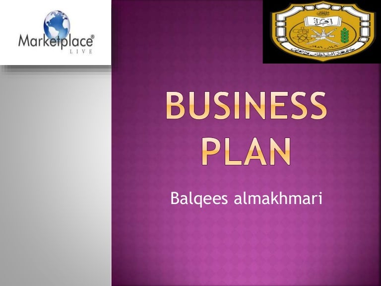 live business plan