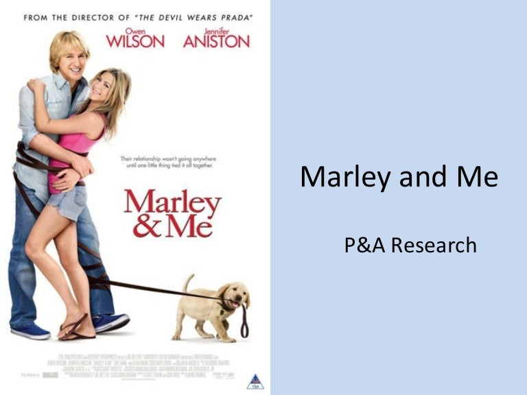 As Film Studies Fm2 Producers And Audiences Section A Marley And Me