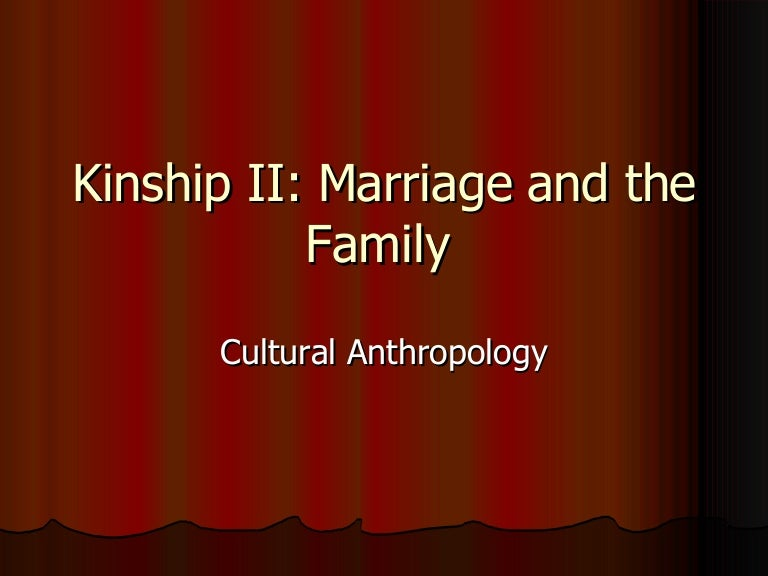 marriage and family week 1 The relationship between marriage and family is an interesting topic of study to  sociologists what is marriage  a family of procreation describes one that is  formed through marriage  one-third of them used it at least once a week.