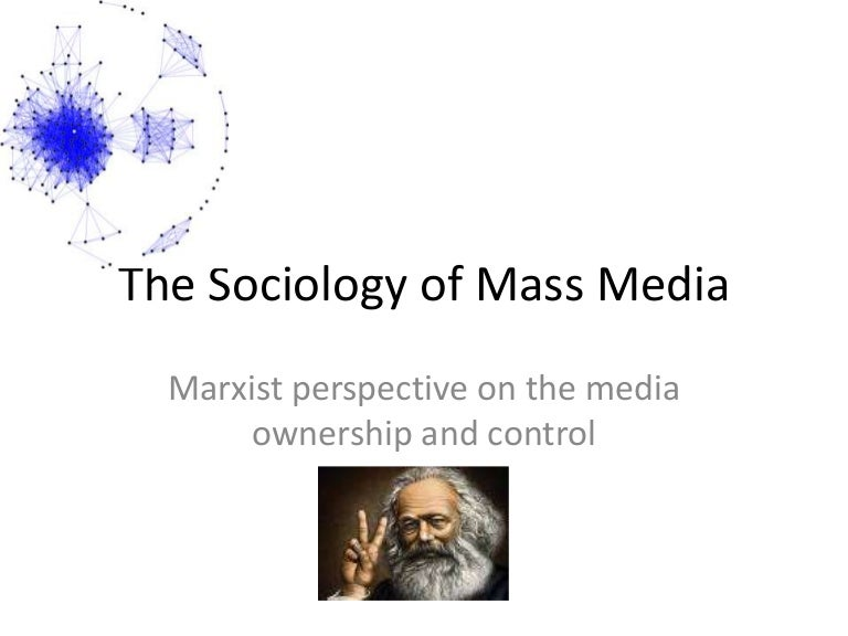 functionalist perspective view of mass media 29042008  interactionist theory and the functionalist theory about mass media  perspective about mass media  called functionalist perspective.