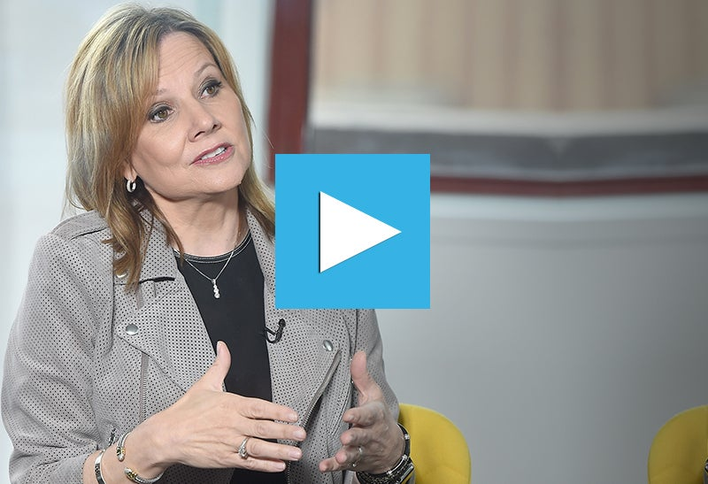 Mary Barra on How's She's Changing the Culture of GM