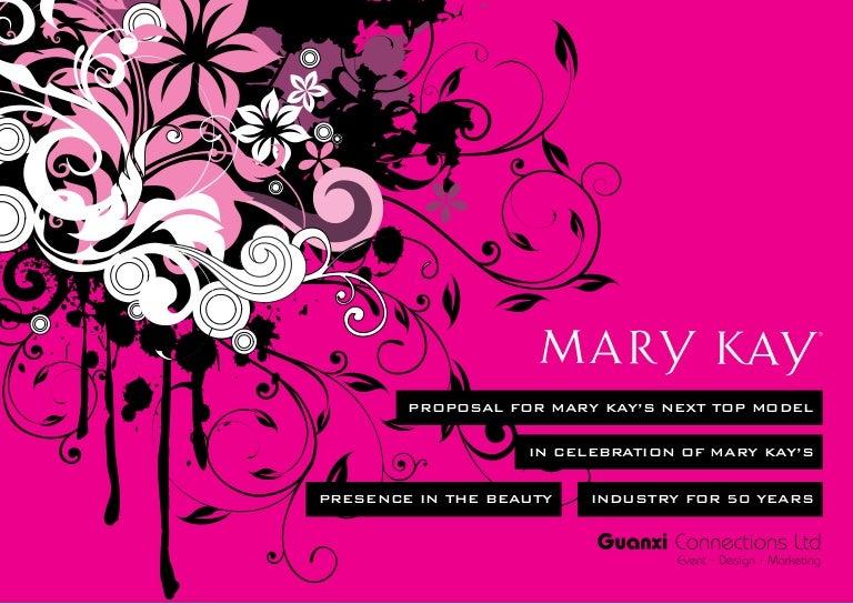 Mary kay final proposal