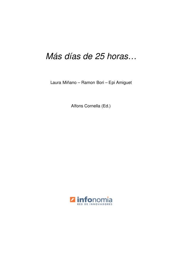 Masdiasde25horas infonomia