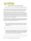 The Most Comprehensive Massage Therapy School Evaluation Checklist - Word Doc Version
