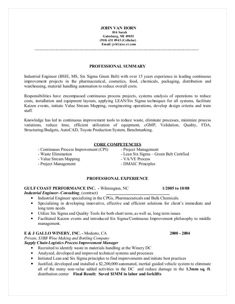 candidate for bachelor of science resume