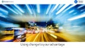 Using change to your advantage - Champers Advisory Masterclass 1
