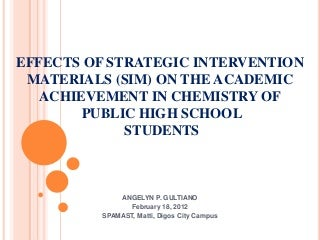 Education administration thesis