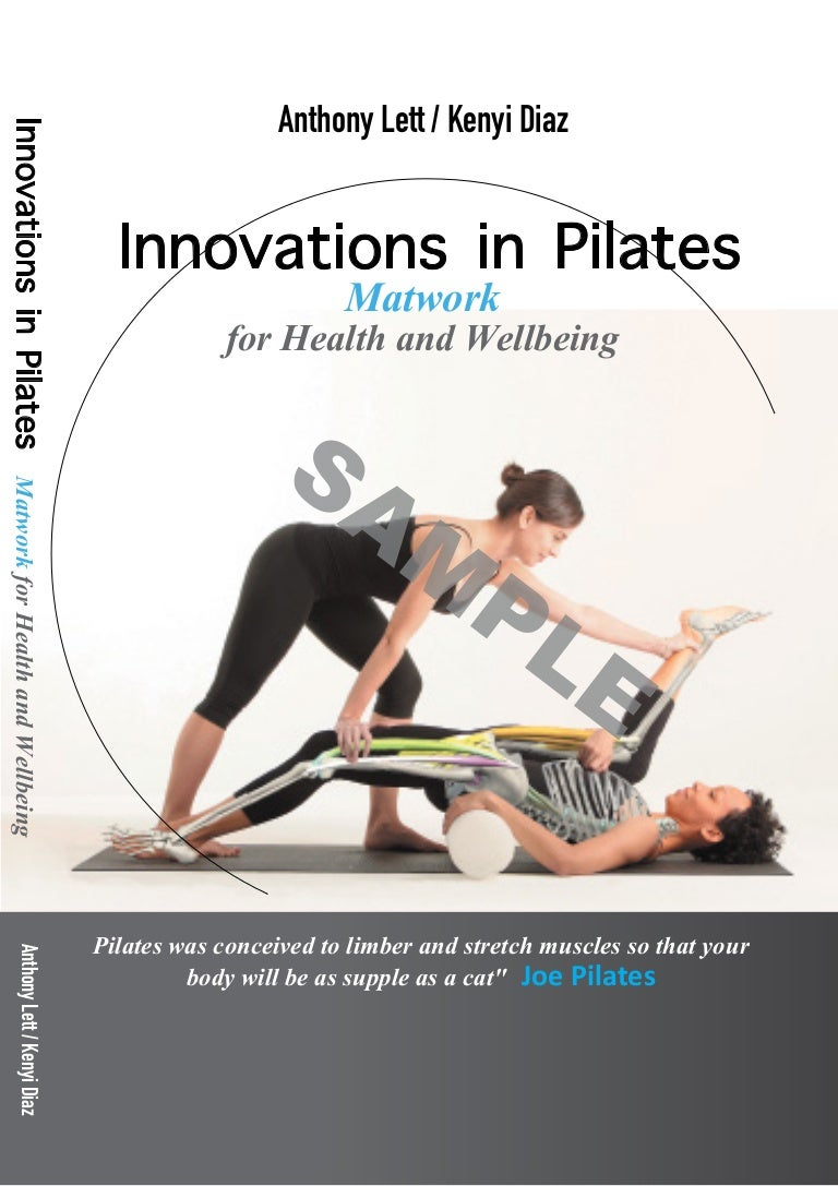 INNOVATIONS IN PILATES Matwork for Health and Wellbeing