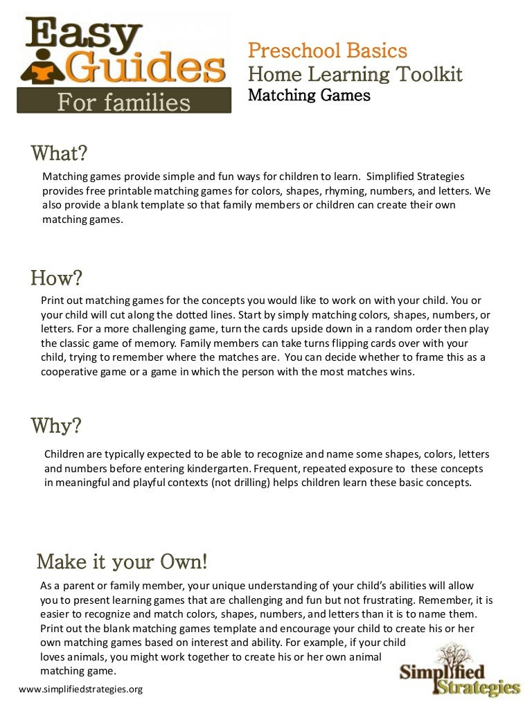 image relating to Make Your Own Matching Game Printable identified as Matching Match for Households