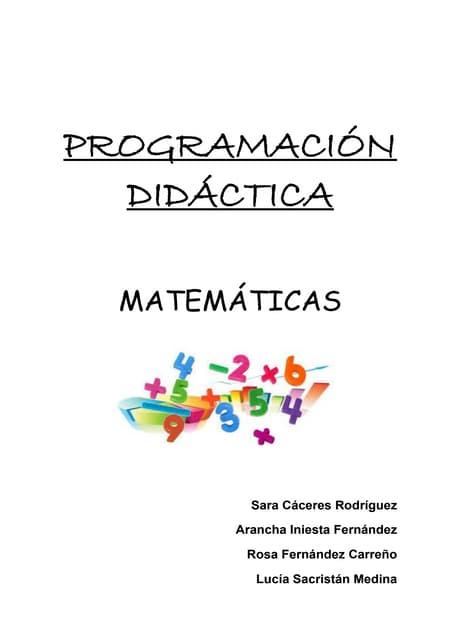Matemáticas pd todo23