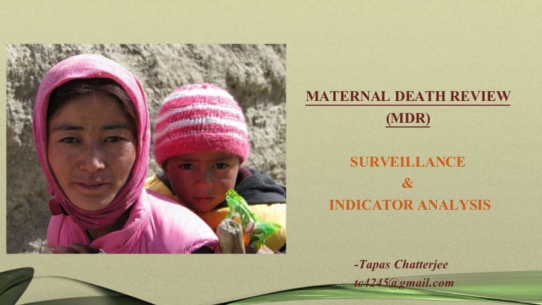 Maternal Death Review: Latest News, Videos and Photos of ...