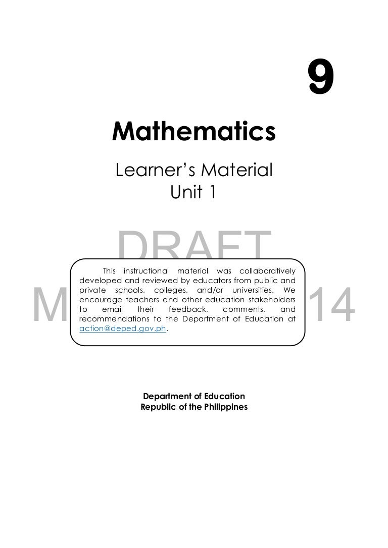 Math 11212 module 112 & 12