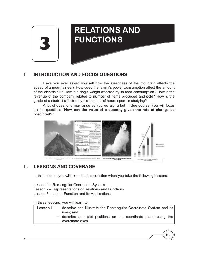 K to 12 - Grade 8 Math Learners Module Quarter 2