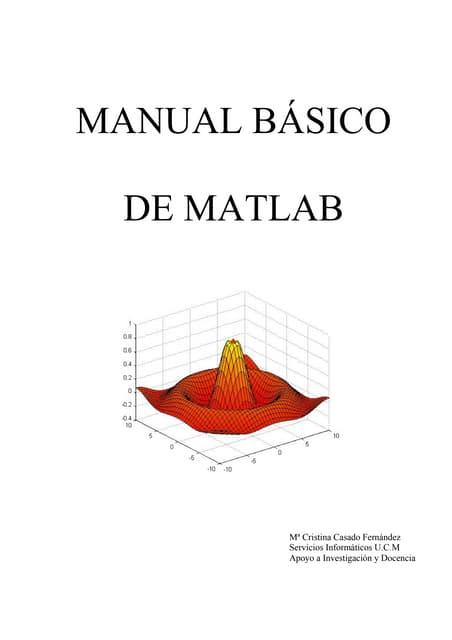 Manual Matlab 2008