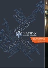 Matryx 4pp single