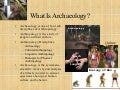 Maurizio Tosi - What is Archaeology