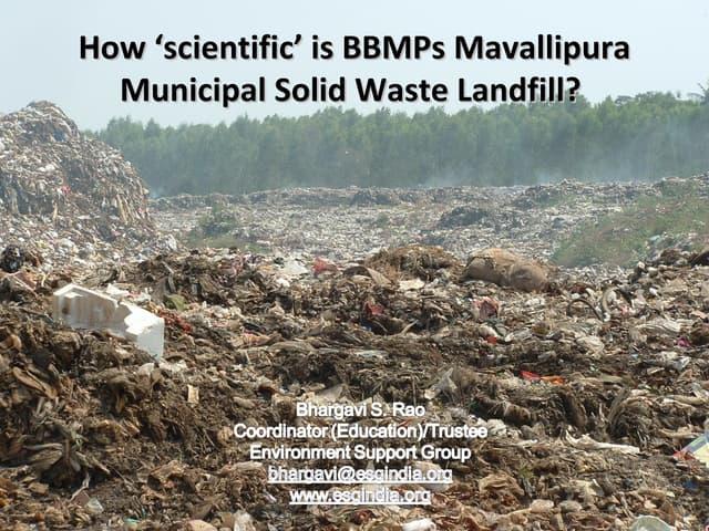 Mavallipura swm _bhargavi_rao_16_10_09