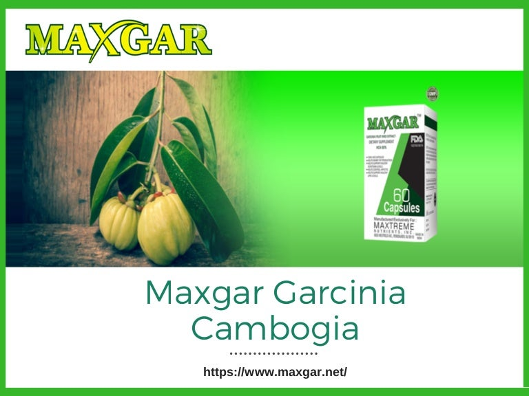 Garcinia Cambogia Fruit Extract Weight Loss Supplement Online Max