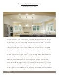 Maximilian Huxley Construction: Customer Testimonials