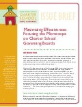 Charter School Governing Boards