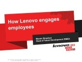 Maxim Strashun - How Lenovo engages employees (HRLeaders 2014)