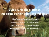 Prof. Damian Maye - Living with the trouble